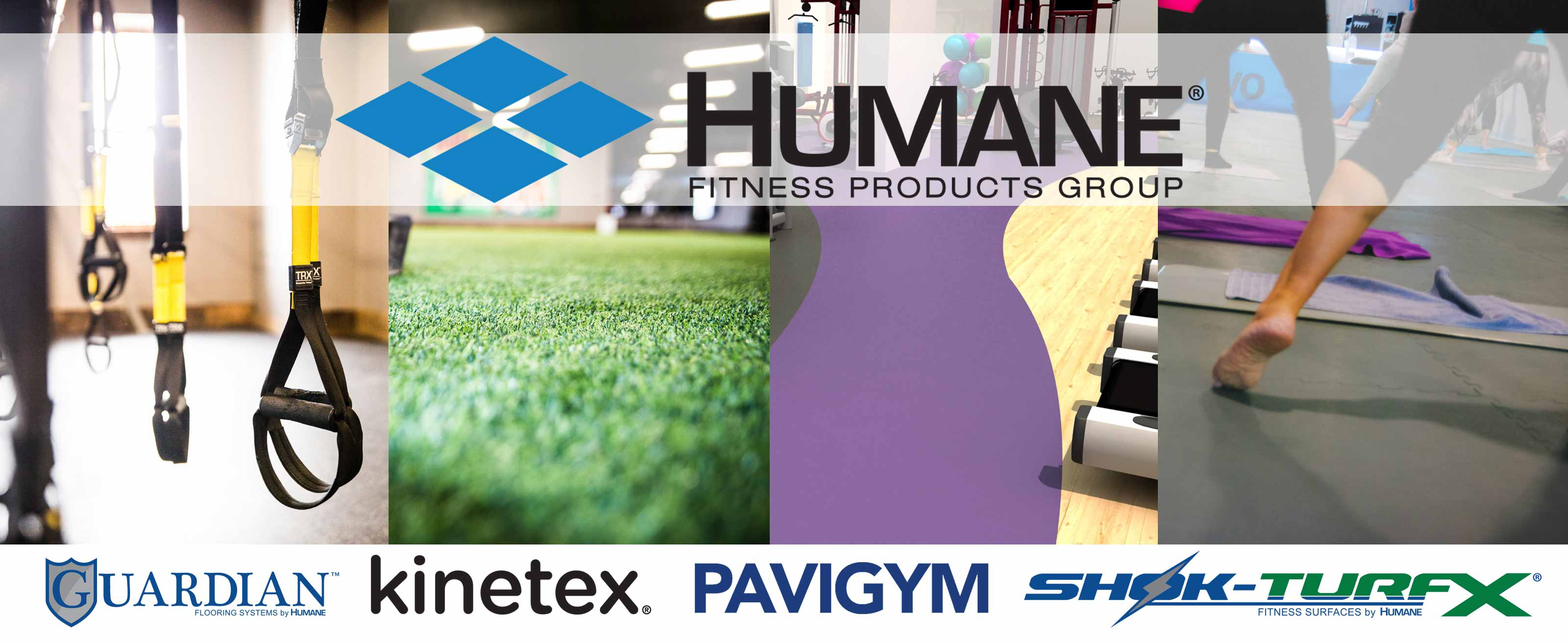Humane Fitness Flooring Solutions for all your Fitness & Athletic Facilities