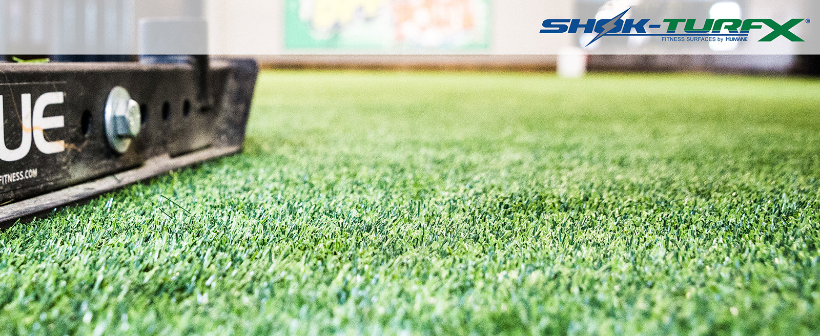 ShokTurfX: Premium Fitness Turf, Fully Customizable in a range of colors